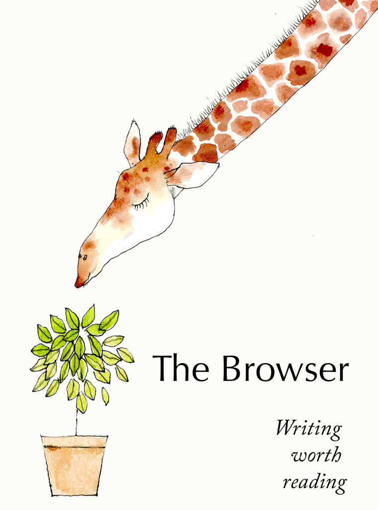 Poster for The Browser